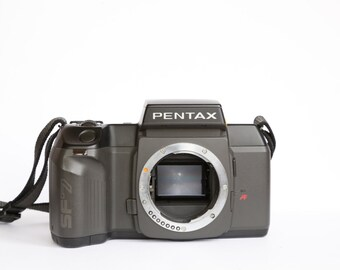 Pentax SF 7 Analogue camera