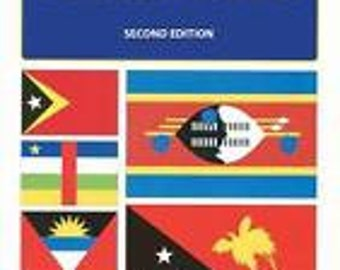 1993 Flags of the World Hardcover Book