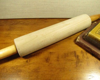 Wooden Rolling Pin - 19""