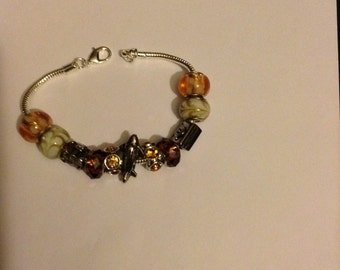 Charm Bracelet  ( Travel )