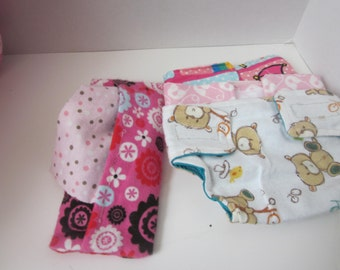 Baby Doll Diaper & Wipe Set