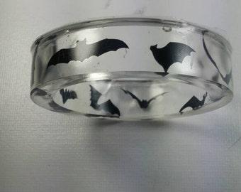 Flying bats bracelet