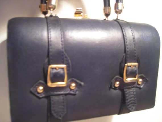 VTG Leather Bag by Tano