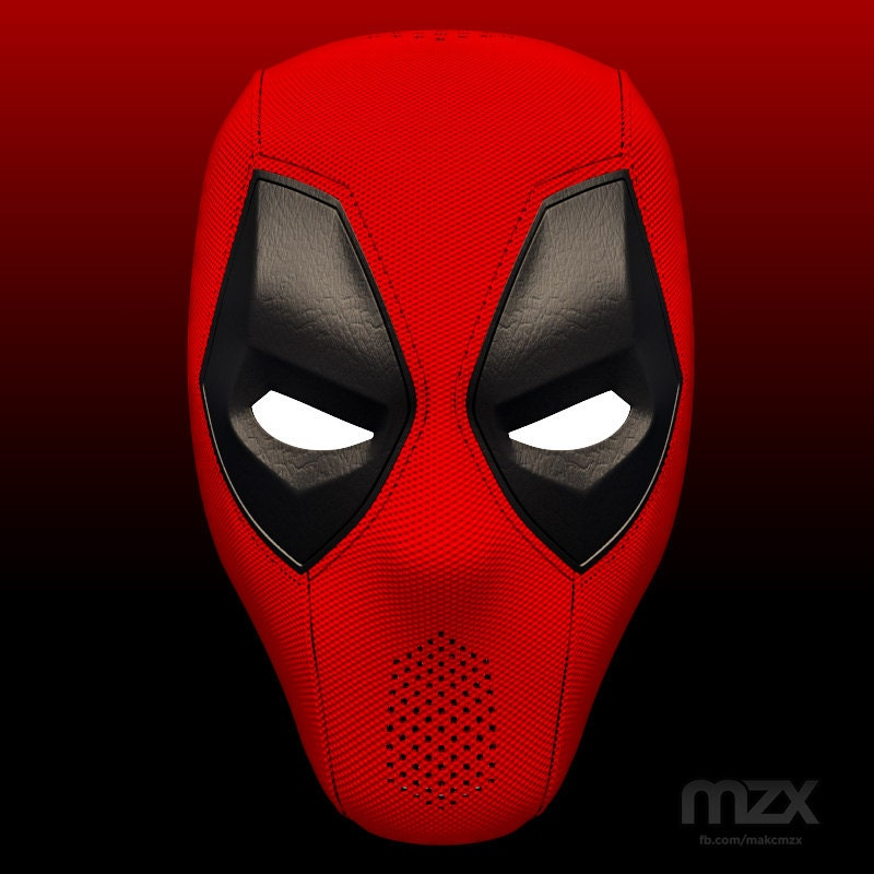 how to make a deadpool mask ehow
