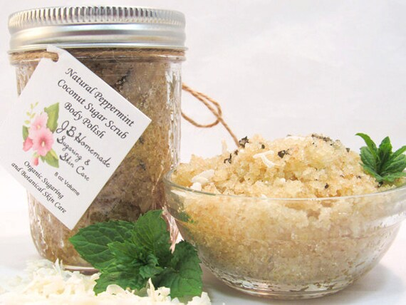 Sugaring Wax & Rosemary Eucalyptus Sugar Scrub Deluxe Bundle