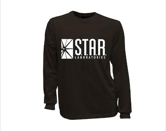 STAR Laboratories Long Sleeve Sweatshirt