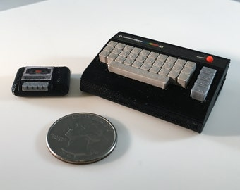 Mini Commodore C-16 - 3D Printed!