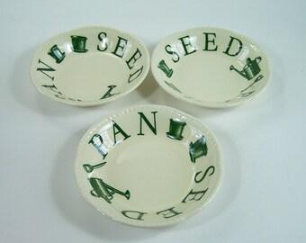 3 little bowls