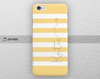 Custom Stripe - iphone 7 plus case, iphone 7 case, iphone 6S case, iphone 6S plus case, iphone 6 case, iphone 6 plus case, iphone se case