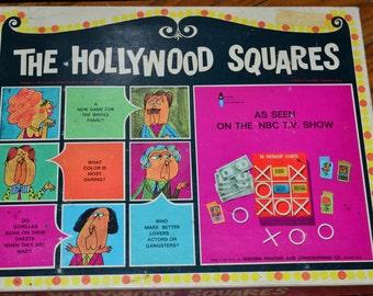 1967 Hollywood Squares TV Game Watkins Strathmore 4840