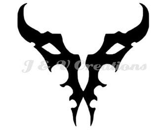 Burning Legion Decal | World of Warcraft Decal | Warcraft Decal | WoW Decal