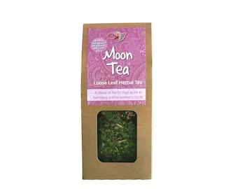 Moon Tea - Loose Leaf Herbal Tea 50g