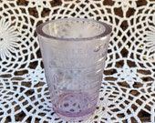 Antique Medicine Measuring Glass or Dosing Cup