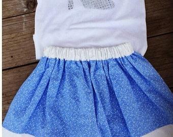 Cinderella Skirt Set