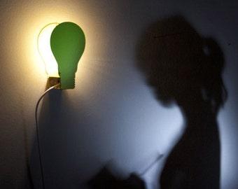 Green lamp (Caoscreo)
