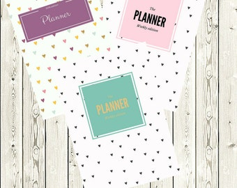 Planner 2016 * weekly and monthly edition *