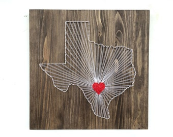 Superieur Texas String Art States Decor Texas Wall Art Home Decor