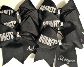 Team, Squad and Name Cheer Bow