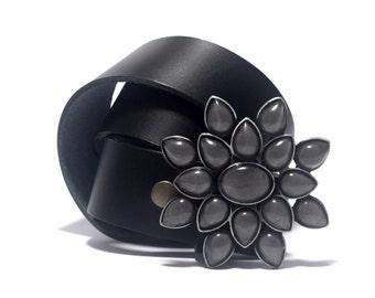 Handmade Leather Belt for women