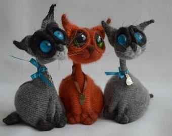Cat, toy, souvenir, gift.