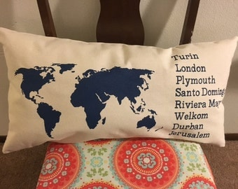 The World Traveler's Pillow