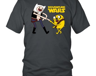 Adventure Wars | Perfect gift for adventure time fans