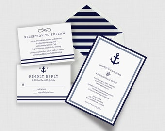 the old salt collection | nautical wedding suite