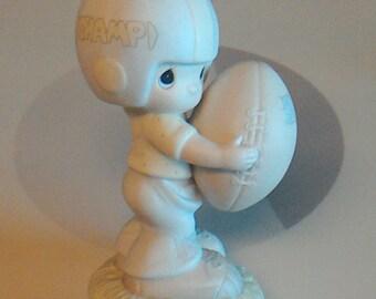 "Vintage 1986 Enesco Precious Moments ""I'm A Possibility"" Porcelain Bisque Figurine 100188"