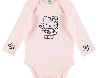 Hello Kitty Baby Bodysuit