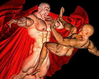 Gay Male Nude Art