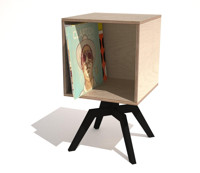 Storage Cube Lp Vinyl Record Storage