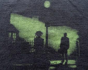 The Exorcist / vintage t-shirt / horror / movie / L