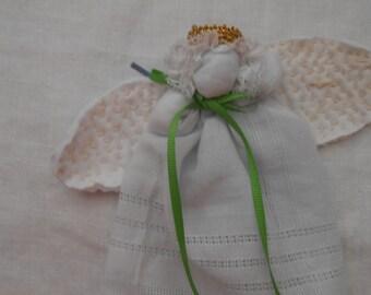 Guardian Angel, Cancer Awareness Angel, Prayer Angel