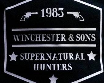 SUPERNATURAL-Winchester & Sons-Supernatural Hunters