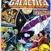 Battlestar Galactica comic book lot 2 3 5 7 10. Sci-Fi, TV show Outer Space Adventures. 1976 Marvel Comics in VF+ (8.5)