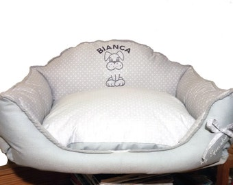 Dog Bed SAN SEBASTIAN PERSONALIZED