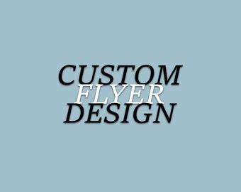 Custom Flyer, Flyer Design, Business Flyer, Flyer Template, Event Flyer, Flyer, Event Flyer Template, Business Flyer Template, Custom Flyer