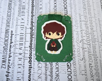Frodo lord of the rings magnetic bookmark