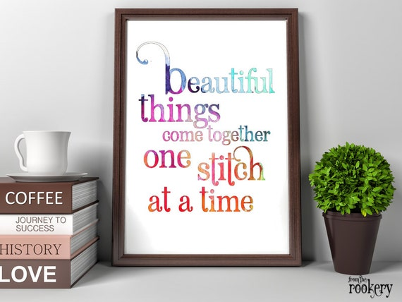 Gifts For Sewers Craft Room Decor Beautiful Things Sewing