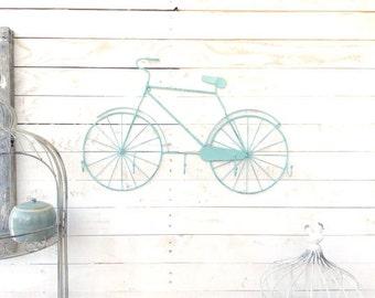 Iron Bike Coat Hanger, Hooks, Key Holder, Wall Decor, Home Decor, For The Home, Customize
