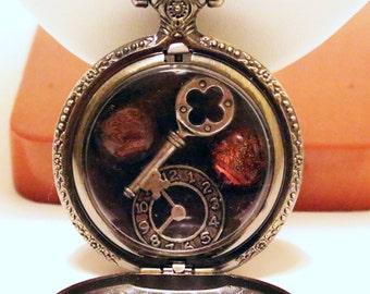 Steam Punk Pocket Watch