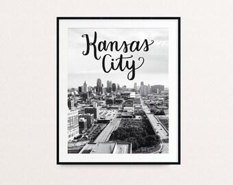 Kansas City Wall Art kansas city | etsy