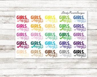 girls night mini kit