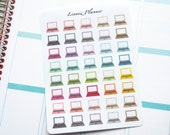 Computer Regular size (matte planner stickers, perfect for planners)