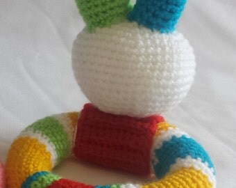 Baby Bright Mouse Rattle