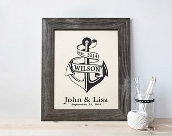 Cotton anniversary gift for men, Anniversary gift for husband, 2nd anniversary gift for him - CA0104