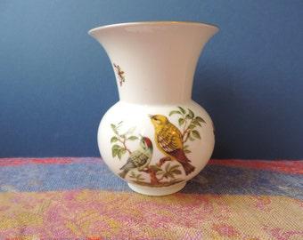 Kaiser Tiergarten Vase made in West Germany Vintage