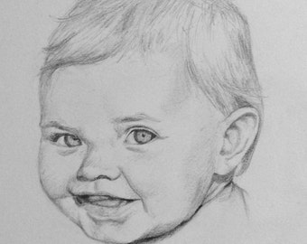 Portrait of baby 0-2 years