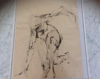 1960's original abstract art