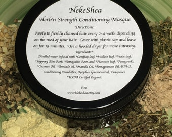 Herb'n Strength Conditioning Masque